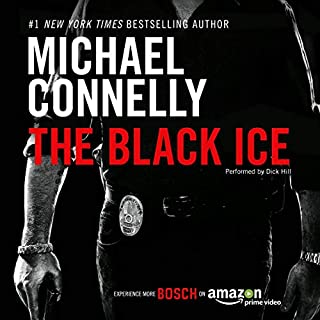 The Black Ice: Harry Bosch Series, Book 2 cover art