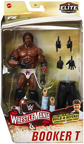wwe booker t action figures - 2