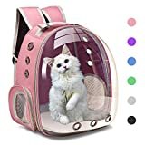 henkelion dog carrier backpack front pack, pet carrier back pack for small medium cat puppy doggie,
