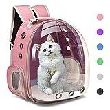 Henkelion Dog Carrier Backpack Front Pack, Pet Carrier Back Pack for Small Medium