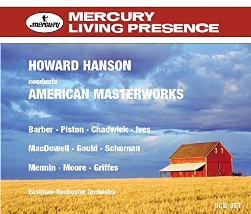 Eastman-Rochester Orchestra & Howard Hanson