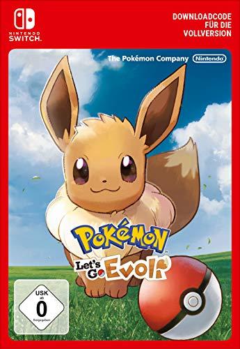 Pokémon: Let's Go, Evoli!   Switch - Download Code