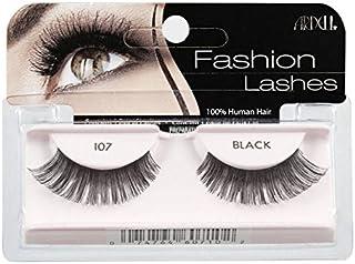 Ardelll Eyelash Fashion Lashes 107 Black-65087, 1266204, Pink