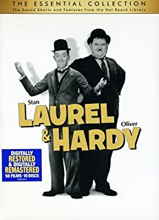 Laurel & Hardy: The Essential Collection (B005BYBZKY) | Amazon price tracker / tracking, Amazon price history charts, Amazon price watches, Amazon price drop alerts