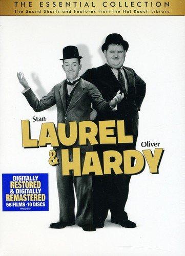 Laurel & Hardy: The Essential Collection [Edizione: Stati Uniti]
