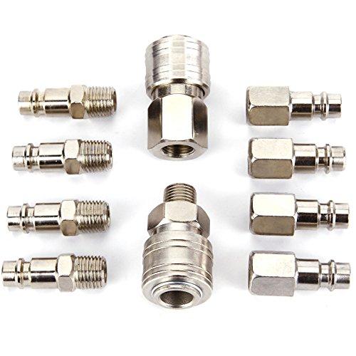 Surepromise Schnellkupplung, Verbindungsstück, Luftleitungsschlauch, Werkzeuge, Kupplung, Armaturen, Kompressor