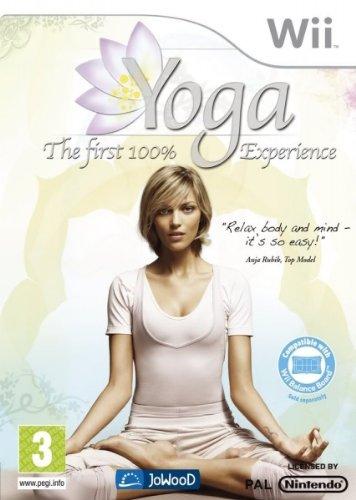 Nordic Games Yoga, Wii - Juego (Wii, Nintendo Wii, Deportes, E (para todos), Nintendo Wii)