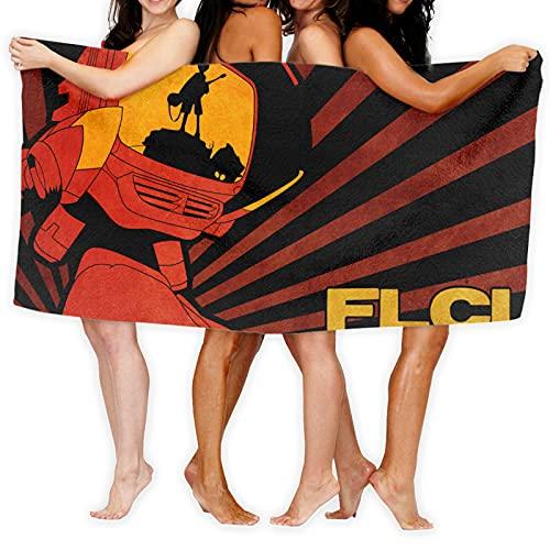 FLCL Gift Her Him Microfiber Beach Towel Sand Resistant Travel Towel Pool Towel 80 X 130cm