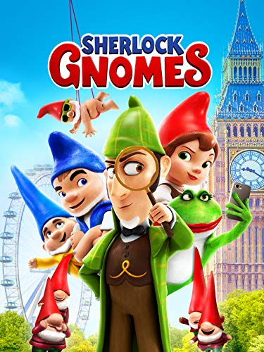 Sherlock Gnomes...