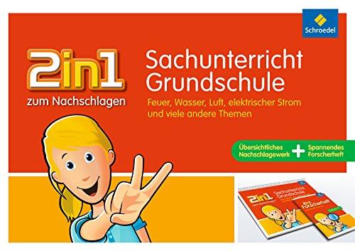 2in1 zum Nachschlagen - Grundschule: Sachunterricht