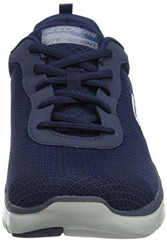 Skechers Flex Advantage 2.0-Dayshow Sneaker, Blau - 2