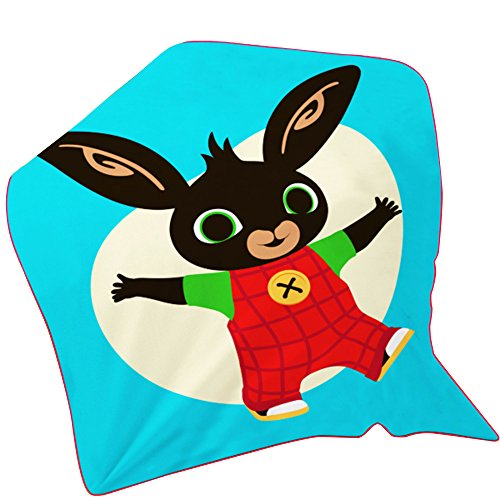 Bing Bunny Coperta In Pile, Multicolore