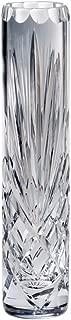 Barski - Hand Cut - Mouth Blown - Crystal - Bud Vase - 8