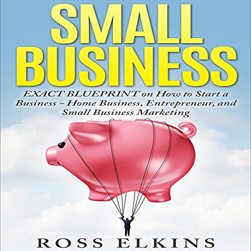 Small Business audiobook cover art
