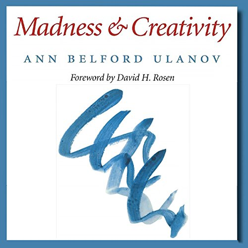 Madness and Creativity audiobook cover art