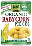 Native Forest Organic Cut Baby Corn, 14-Ounce Cans (Pack of 6)...
