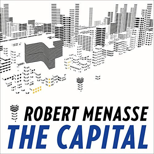 The Capital audiobook cover art