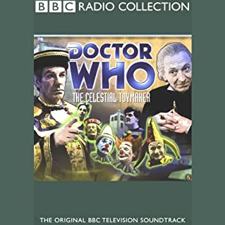 Doctor Who: The Celestial Toymaker cover art
