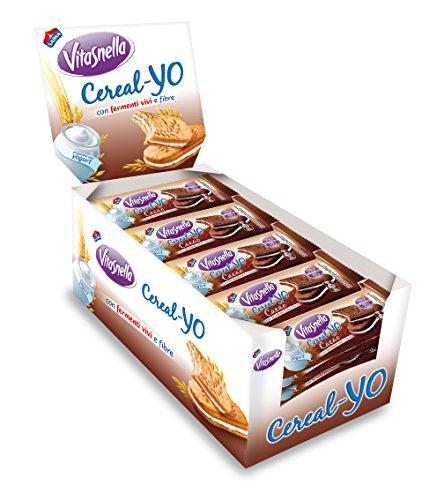 Vitasnella Cereal Yo Cioccolato - 18 x 51 g