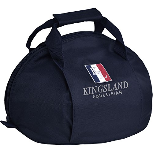 Kingsland Equestrian Classic Hat Bag One Size Navy