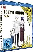 Tokyo Ghoul: re (3.Staffel) - Blu-ray 8: Deutsch