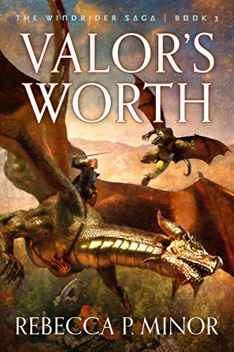 Valor's Worth by Rebecca P. Minor ebook deal