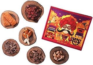 GO DESi -Limited Edition Bespoke Handmade Gift Box | Contains Imli pop, Amla Bites, Olive Candy, Lemon Chaat|