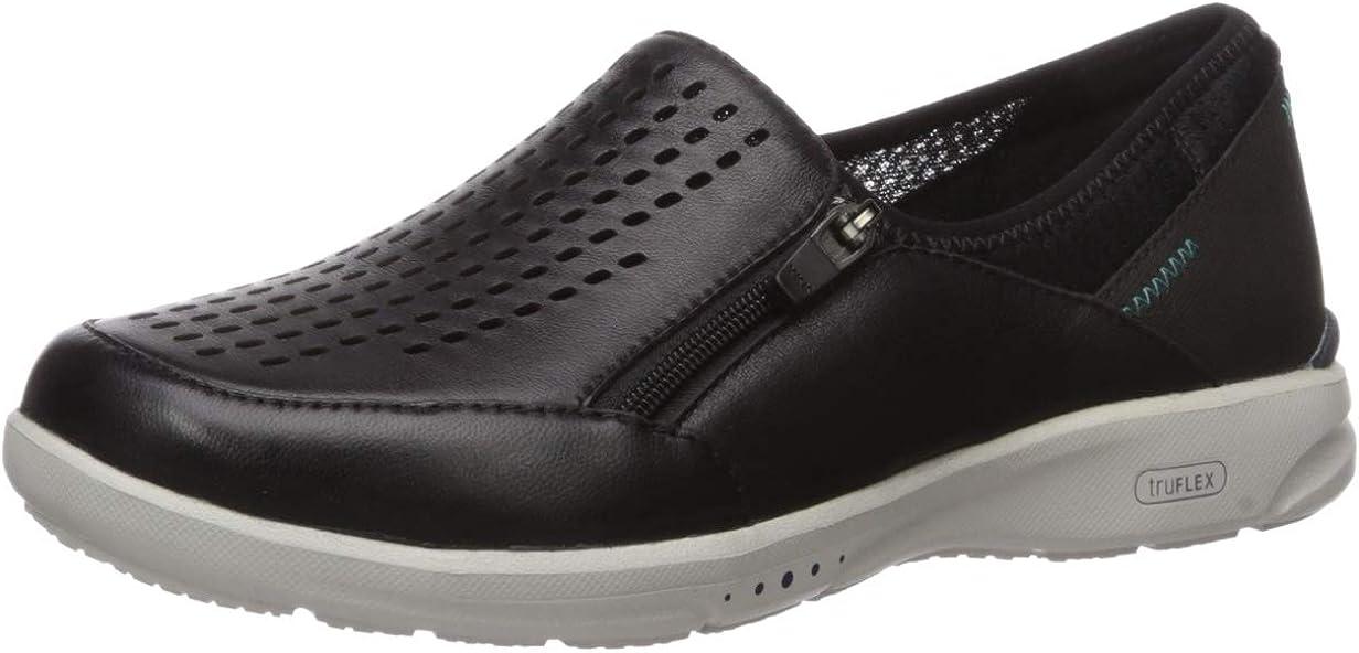Rockport Women's Truflex W Slip on Sneaker