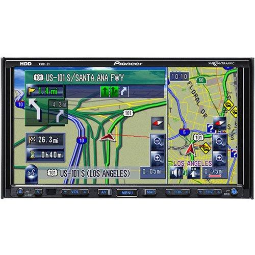 Find Discount Pioneer AVIC-Z1 In-Dash Multimedia Navigation Receiver