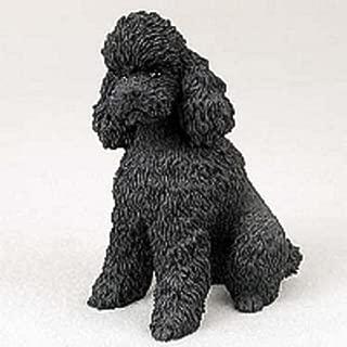 Conversation Concepts Poodle Black W/Sport Cut Standard Figurine
