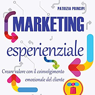 Marketing esperienziale: Creare valore con il coinvolgimento emozionale del cliente copertina