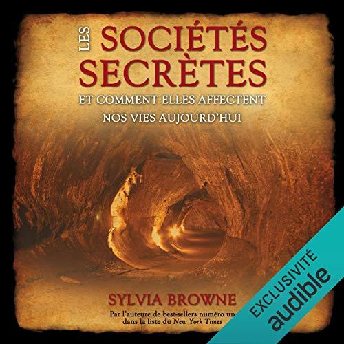 Couverture de Les sociétés secrètes