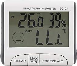 FTVOGUE Frigorífico Termómetro Digital Congelador Temp