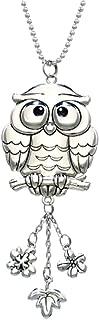 Ganz® Owl Car Charm