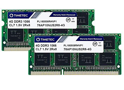 memoria 4gb ddr3 fabricante Timetec