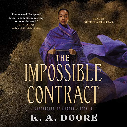The Impossible Contract cover art
