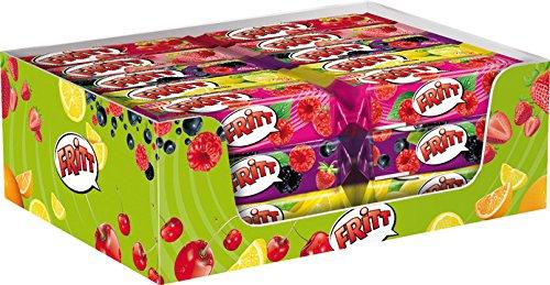 Fritt-Mit Vitamin C 30er Regalkarton (6 fach sortiert), 1er Pack (30 x 70 g)