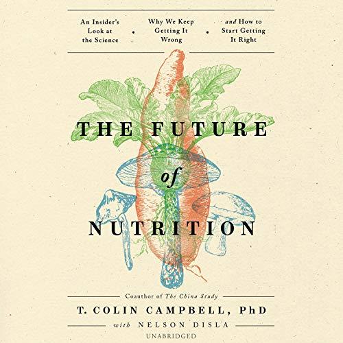 Couverture de The Future of Nutrition