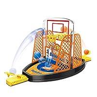 シューティングゲームのおもちゃ、指のバスケットボールシューティングゲームのおもちゃデスクトップテーブルバスケットボールのゲームセット面白い2人のプレーヤー子供のためのスポーツのおもちゃ