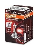 Osram 64210NBS Night Breaker Phare Halogène Silver H7- 12 V