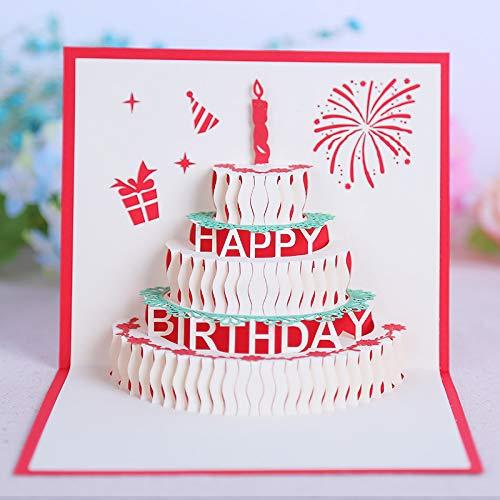 3D Card, Greeting Cards, Valentine's Day Card, Wedding Invitation, Birthday, Wedding Anniversary, Graduation, Valentine's Day, Wedding Gifts, pink