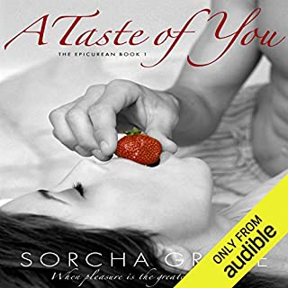 A Taste of You                   By:                                                                                                                                 Sorcha Grace                               Narrated by:                                                                                                                                 Jennifer Mack                      Length: 11 hrs and 34 mins     304 ratings     Overall 3.9
