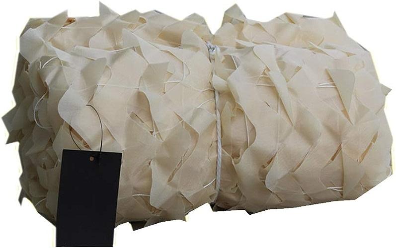 CHAOXIANG Filet D'ombrage Défense Aérienne Filet De Camouflage Réseau De Voitures De Couverture Robuste Et Durable Tissu Oxford Multi-Taille, Personnalisable (Couleur   A, Taille   6x10m)