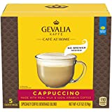 Gevalia Café at Home Instant Cappuccino Coffee Kit (15 Kits, 3 Packs of 5)