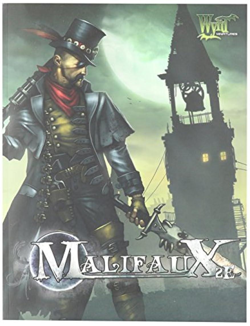 Wyrd Miniatures Malifaux Rule Book Kit