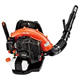 ECHO PB-580H 215MPH 510 CFM 58.2cc Gas Backpack Leaf Blower with Hip Throttle