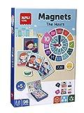 APLI Kids- Aprendo Las Horas Juego Magnético, Multicolor (1