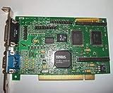 Matrox MGA-MYST/2/GAT, 618-02 REV.A PCI Video Card Dual Head