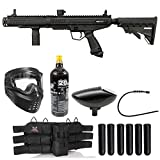 Maddog Tippmann Stormer Tactical Titanium Paintball Gun Marker Starter Package - Black