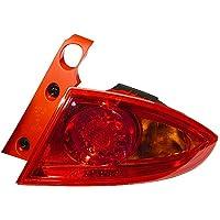 HELLA 9EL 982 000-061 Piloto posterior - Tecnología de lámparas incandescentes - Parte exterior - derecha
